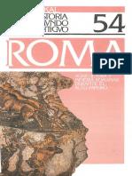 AKAL -Historia del Mundo Antiguo.54 -Roma. Agricultura y Minería Romana durante el Alto Imperio (Edita Akal.1991) Español.pdf