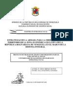 Tesis Ordenación Territorial aplicada a la Zona Económica Exclusiva de Venezuela