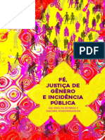 Fé, Justiça de Gênero e Incidência Pública