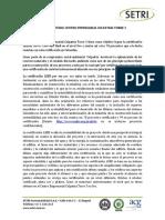 Certificación LEED Gold- USGBC Centro Empresarial Colpatria (1)