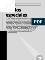 Manual de Aprendizaje de Efectos Especiales en Corel Draw