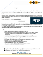 Executive Job Description-Rusk Media