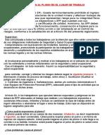 CHARLA DE SEGURIDAD -PLOMO