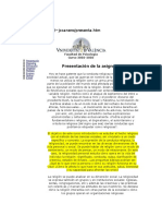 PSICOLOGIA DE LA RELIGION  VALENCIA