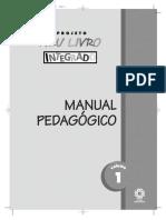 Projeto Meu Livro  PML1 Manual Integrado SESI