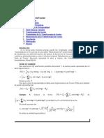 Serie y transformada de Fourier