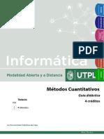 métodos cuantitativos guía.pdf