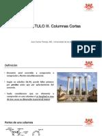 DIA No. 2 - COLUMNAS CORTAS Y ESBELTAS