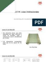 DIA No. 4 - DISEÑO DE LOSAS UNI Y BIDIRECCIONALES.