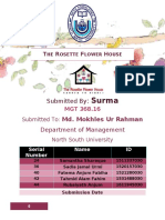 The Rosette Flower House.docx