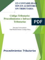 Procedimientos Tributarios UNSA Maestría 2020.pdf