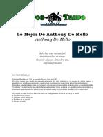 Mello, Anthony de - Lo Mejor de Anthony de Mello