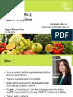 Vitamin B12 Veggie Planet 2016