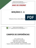 Plano - Berçário II - A.docx