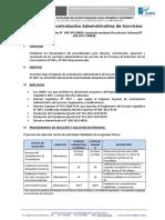 Bases de Contratacion CAS - PC N° 001 al  002 año 2019.docx