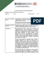 FICHA PARA ELECCCIÓN DE TEMA DE INVESTIGACIÓN_MONOGRAFIA