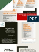 Prezentacja Studia z Polityki Publicznej 04 2020 pl