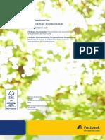 preis-leistungsverzeichnis-postbank