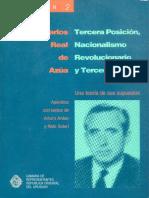 Tercera Posicion, Nacionalismo Revolucionario y Tercer Mundo