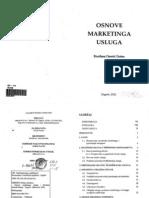 Osnove Marketing A Usluga Do en Zg2002