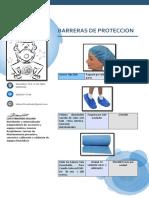 CATALOGO BARRERAS DE PROTECCION
