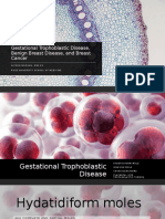GTD, Benign Breast, and Breast Cancer