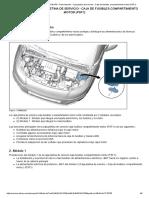 C3 PICASSO - D4EA01WXP0 - Presentación _ Caja pletina de servicio - Caja de fusibles compartimiento motor (PSF1)