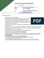 Consumer Behaviour Assignment.pdf