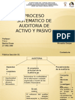AUDITORIA II DIAPOSITIVA