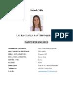 Hoja de vida Laura Camila Santiago.pdf