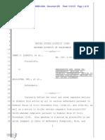 Docket 291 - DeFazio v Hollister - mot to dismiss complaint denied USCOURTS-caed-2_04-cv-01358-27