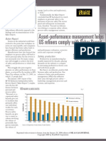 Asset Performance Management AIM Refiners OilGasJournal_apm_bakerreport