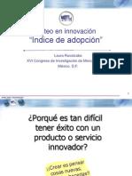 1 Bateo en Innovación Laura Ruvalcaba Brain