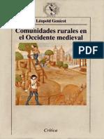 Comunidades Rurales en el Occidente Medieval-Léopold Genicot1.pdf