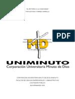 EL RETORNO A LA COMUNIDAD.docx