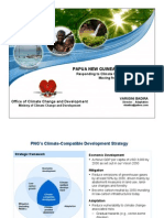 An Overview of National Climate Change Strategies and Priorities in Papua New Guinea