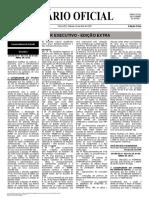 Decreto Estadual 4623-R-2020 - Prorrogação de CND CRC e suspensão do CRC...