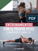bodyweight ejercicios