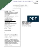 Williams V Horton lawsuit