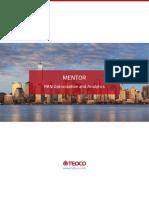 Mentor-Brochure software