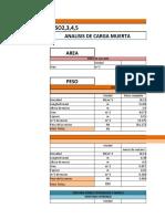 analisis de pesos