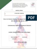 sesion clinica citologia