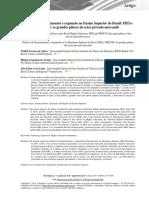 Políticas de financiamento e expansão no Ensino Superior do Brasil