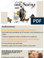 Musica - Trabajo Nº2 4to Básico Carnaval de los Animales