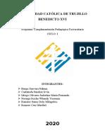 UNIVERSIDAD CATÓLICA DE TRUJILLO - GESTIÓN EDUCATIVA.