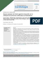 Infarto Agudo miocardio telemedicina colombia