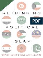 Hamid, Shadi and William McCants - Rethinking political Islam-Oxford University Press (2017)