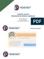 CUERPO LEGAL , ORGANISMO DE CONTROL . INSPECCION Y AUDITORIA.pdf