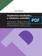 Arquitectura bioclimática y urbanismo sostenible. Volumen I.pdf