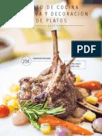 Curso Cocina Creativa y Decoracion de Platos